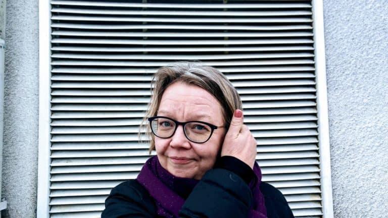 """Marika Nieminen: """"Tarjoamme työttömille työnhakijoille ensimmäisenä Suomessa tietokannan, josta löytyy piilotyöpaikat."""""""